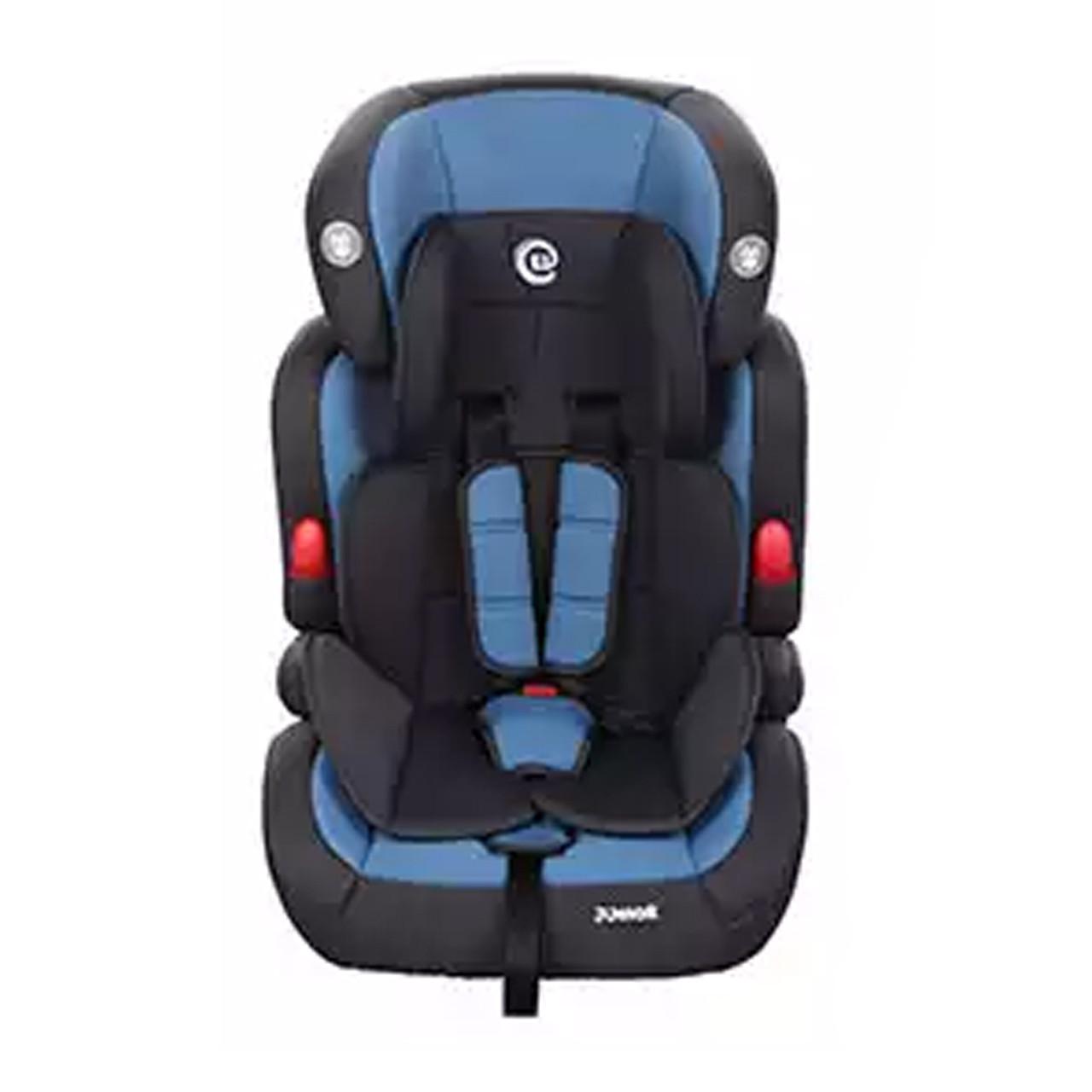 Автокресло 9-36 кг El Camino  JUNIOR черно-синее