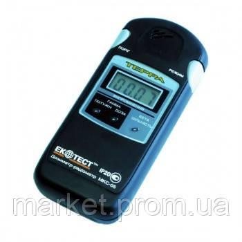 Дозиметр-радиометр МКС-05 NEW