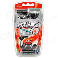 Станок для бритья DORCO PACE6 (SXA100-3p) D0009