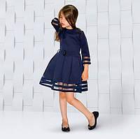 Платья  на девочку в школу Лента р. от 116-164см