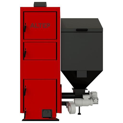 Промышленный пеллетный котёл ALTEP Duo Pellet N (КТ-2ЕSHN) / Альтеп Дуо Пеллет Н 120 кВт