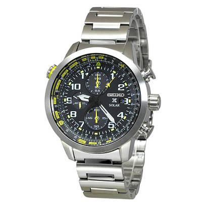 Часы мужские Seiko Solar Chronograph SE-SSC369