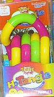 Игрушка-антистресс «Змейка», Крутящийся клубок (Tangle)