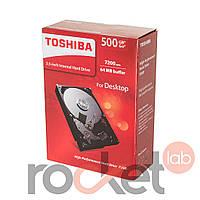 Накопитель HDD 500Gb TOSHIBA (HDWD105UZSVA)