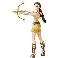 Колекційна лялька Барбі Диво Порідіння з цибулею / Bow-Лопатою Wonder Woman, фото 4
