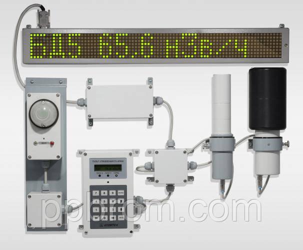 Измеритель-сигнализатор СРК-АТ2327 АТОМТЕХ
