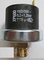 Реле давления воды(датчик давления) XP600 (0.2-1.2) резьба 1/4 (1/2)