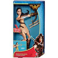 Колекційна лялька Барбі Диво Порідіння з цибулею / Bow-Лопатою Wonder Woman, фото 10