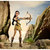 Колекційна лялька Барбі Диво Порідіння з цибулею / Bow-Лопатою Wonder Woman, фото 9