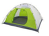 Палатка 4-х местная GreenCamp 1018-4, фото 2