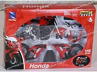 N.R.Мотоцикл сборка (1:12) HONDA(43145)