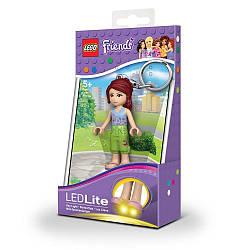 Брелок-фонарик Lego Friends. Миа LGL-KE22 M-6-BELL