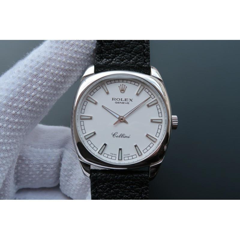 Rolex Cellini Time Steel-Write