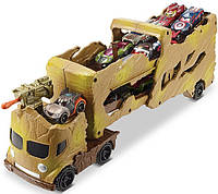 Hot Wheels Грузовик-автовоз Хот Вилс Marvel Groot Hauler Vehicle