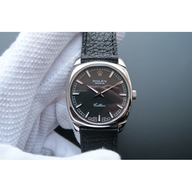 Rolex Cellini Time Steel-Black
