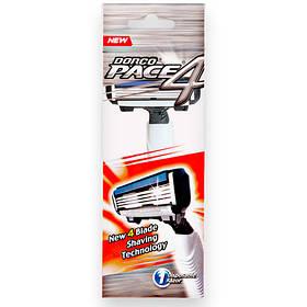 Станок для бритья DORCO PACE4 (FRA100-1p) D0004