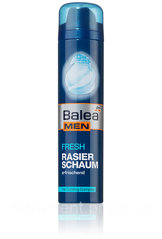 Пена для бритья Balea Rasierschaum Men Fresh