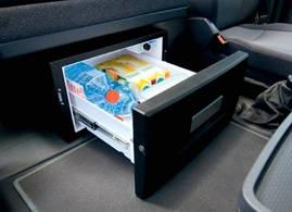 Выдвижной компрессорный холодильник WAECO CoolMatic CD-30 для автомобиля, яхт и катеров