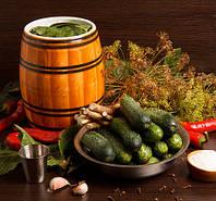 Соления в дубовых кадках: записываем рецепты