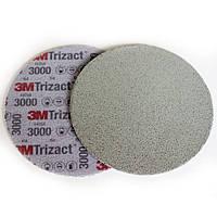 Абразивный полировальный круг 150мм 3M Trizact Hookit P3000 50414