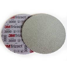 Абразивный полировальный круг 3M Trizact P3000 50414 150 мм
