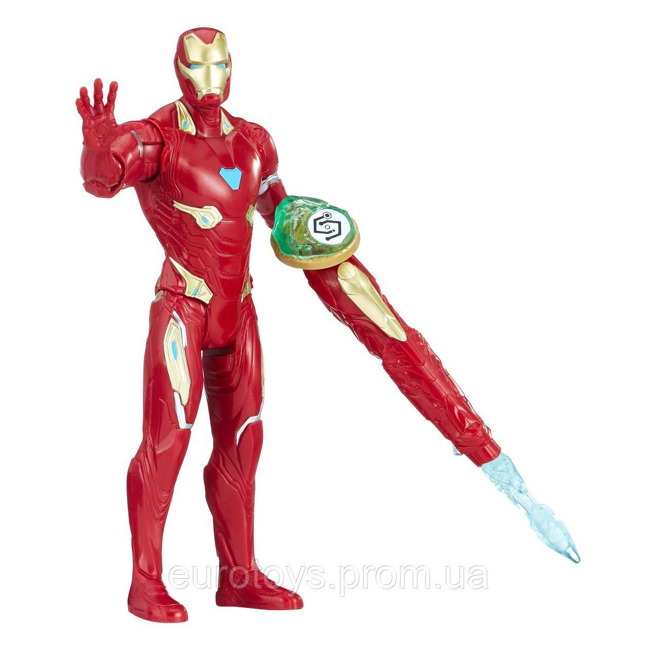 AVN Фигурка Мстители 15см и камни бесконечности - Железный Человек