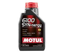 Масло моторное Motul 6100 SYN-nergy 5W-40 1л