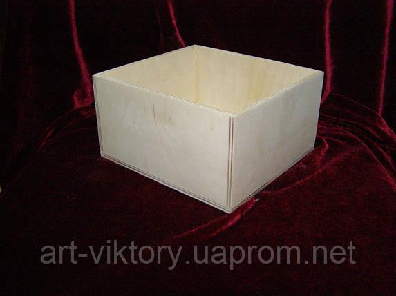 Короб, декор (16 х 15 х 8,5 см), фото 2