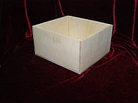 Короб, декор (16 х 15 х 8,5 см)