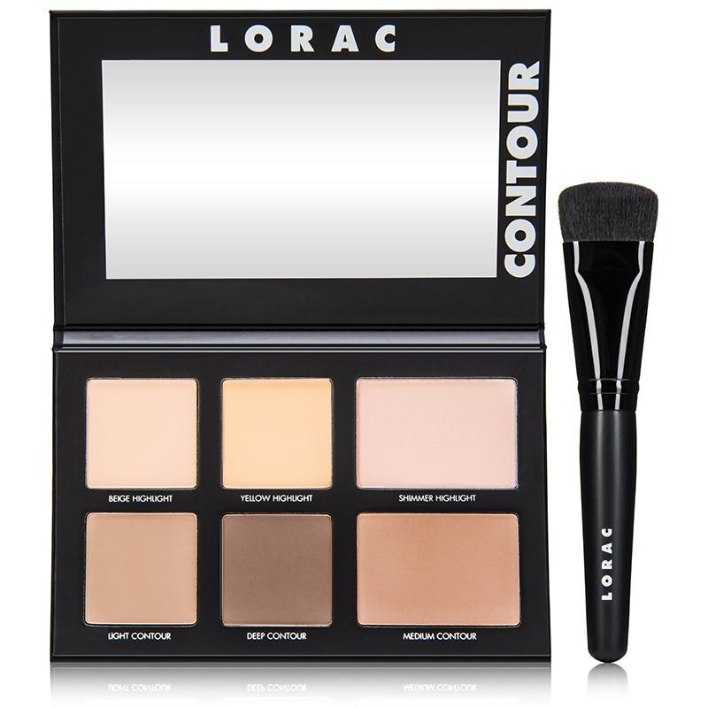 LORAC PRO Contour Palette & PRO Contour Brush
