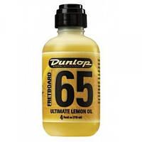 Очиститель накладки грифа DUNLOP 6554 FretBoard65Ultimate LemonOil