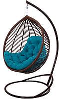 Кресло кокон Кит садовые качели, фото 1