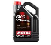 Масло моторное Motul 6100 SYN-nergy 5W-30 4л