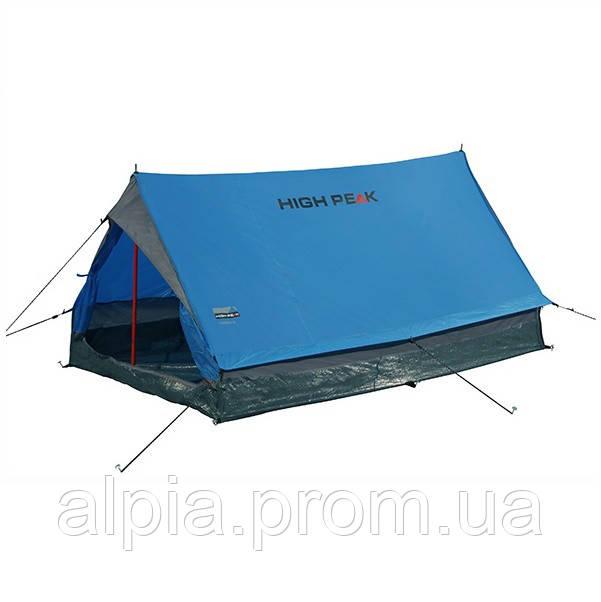 Палатка High Peak Minipack 2 (Blue Grey)