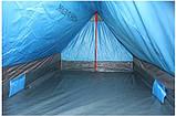 Палатка High Peak Minipack 2 (Blue Grey), фото 4