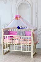 Детский постельный комплект Звезда
