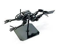 Техно-арт статуэтка Аквалангист, (21х12,5х8 см)