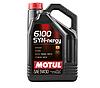 Масло моторное Motul 6100 SYN-nergy 5W-30 5л