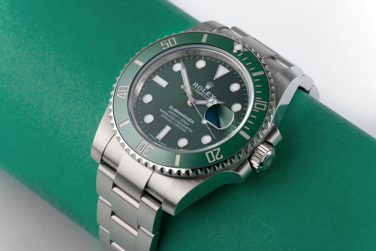 Rolex Submariner Date Green Ref:116610LV