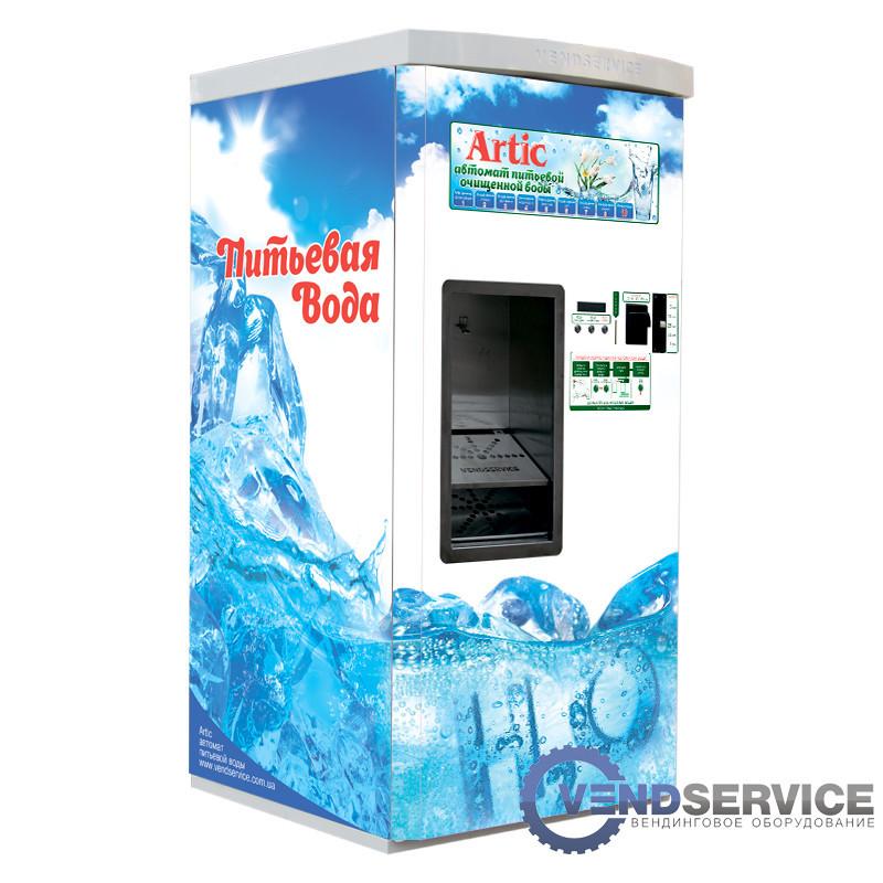 Автомат по продаже воды De-Wash (емкость на 750 л) De-Wash