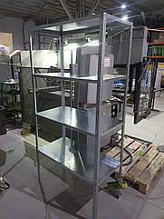 Стеллаж металлический 2030х1060х400