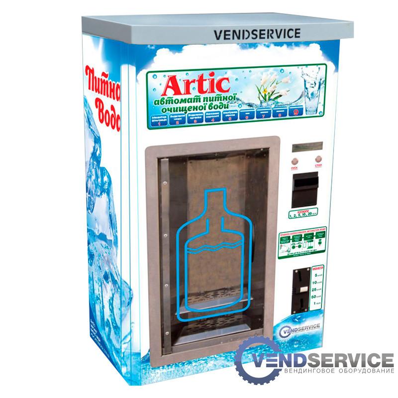 """Автомат по продаже воды """"De-Wash"""" (настенный)"""