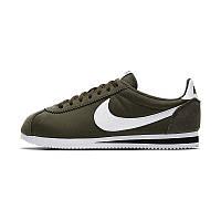 "Кроссовки Nike Classic Cortez Nylon ""Khaki White"" 807472-300"