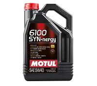 Масло моторное Motul 6100 SYN-nergy 5W-40 5л