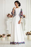 Вишиванки сукні весільні в Украине. Сравнить цены b2269ed385de3