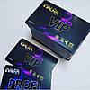 Пластиковые стильные VIP-карты для фитнес-клуба