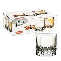 Набор низких стаканов Pasabahce Valse 250 мл 6 шт (42943)
