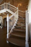 Реставрация лестниц, перил