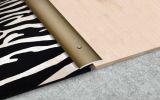 Алюминиевые пороги анодированные 30мм бронза 2,7м
