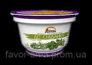 Кисломолочный продукт До сніданку АМА с травами 36% (150 г), фото 3
